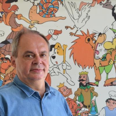 Lolek a Bolek, zda téma tohoto seriálu nezůstalo vyčerpané, říká Orzechowski