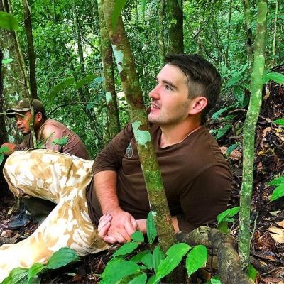 František Příbrský v Indonésii zachraňuje outloně. Vidím světlo na konci tunelu, říká