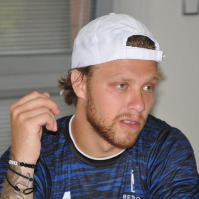 Havířov pořád sleduju, říká hokejová superstar David Pastrňák