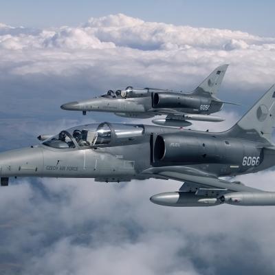 Dny NATO mají velkou prestiž, říká armádní pilot