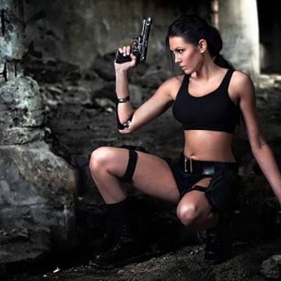Polská Lara Croft žije ve Slezsku