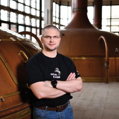 Codziennie warzyć świetne piwo, to prawdziwa sztuka, mówi nowy piwowar Ostravaru, Jan Řehůřek