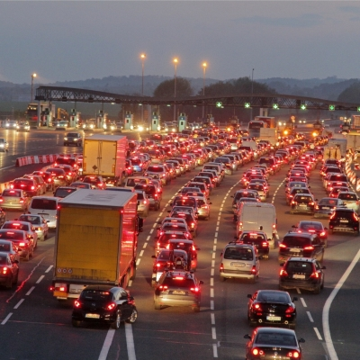 Na dálnici mezi Katowicemi a Krakowem možná vzniknou nové pruhy