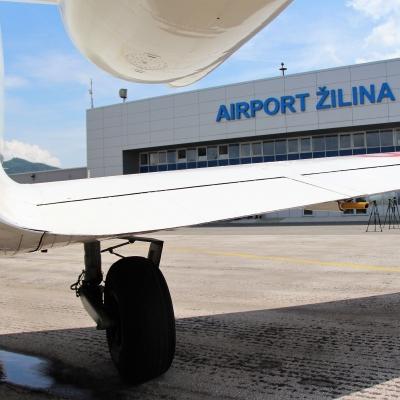 Podaří se rozlétat letiště v Žilině?