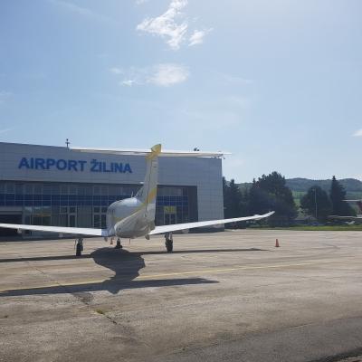 Ronald Wilczek: Chceme propojit žilinské letiště s mezinárodními huby