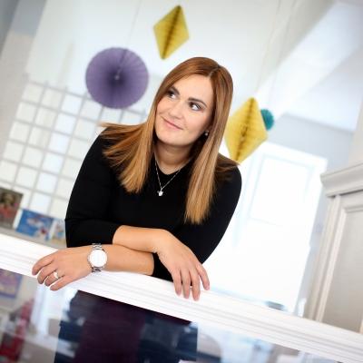 Darina Ermisová: Kabelka, u které nemáte motýlky v břiše, není pro vás ta pravá. zdroj: Darina Ermisová