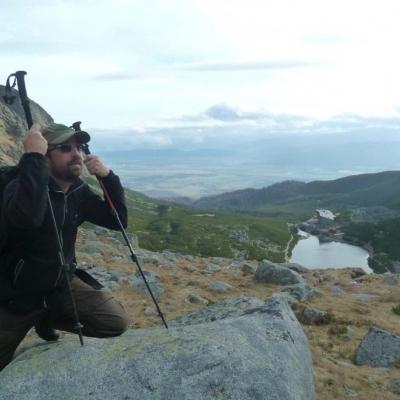 Natury będziemy bronić za każdą cenę – mówi dyrektor TANAP Pavol Majko, foto: archiwum Pavol Majko